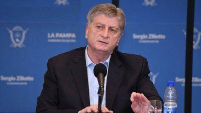 La Pampa: Ziliotto envió el Proyecto de Ley de Desarrollo Energético Provincial