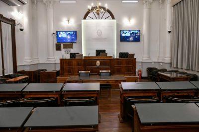 El Senado entrerriano sesiona este miércoles