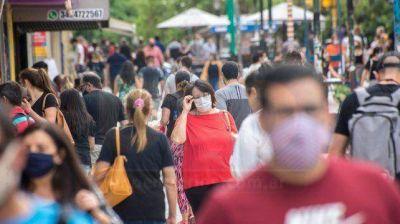 Coronavirus en Entre Ríos: se registran 260 nuevos casos