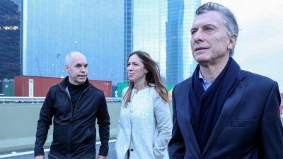 Vidal se inclina por competir en Capital y complica el regreso de Macri