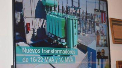 Schiaretti inauguró una obra eléctrica que beneficiará a casi 4000 vecinos