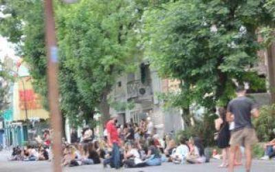 Tras los incidentes del jueves, volvieron los reclamos a la comisaría de Chivilcoy: Britos apuntó a organizadores