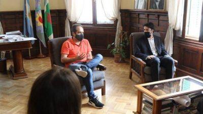 Navarro: Maggioti pone el foco en los nuevos programas de trabajo