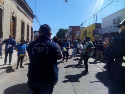 Sin avances en el conflicto con los trabajadores municipales
