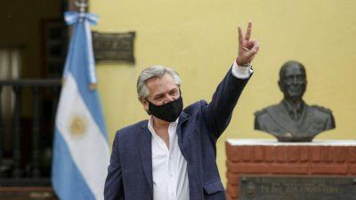 Alberto Fernández elogió a Cristina Fernández por postergar su lugar para que gane el PJ