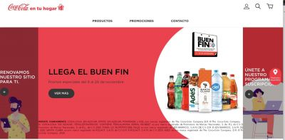Coca-Cola se suma al Buen Fin sin depender de Oxxo o Walmart: ¿Adiós intermediarios?