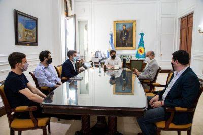 Puerto Quequén: Jorge Álvaro, nuevo titular del Consorcio