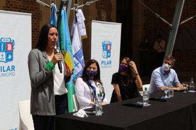 Pilar se convirtió en el décimo municipio bonaerense que tiene secretaría de Género
