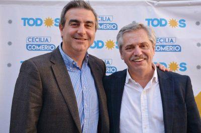 """Fernández: tierras fiscales remanentes deben ser para """"quienes quieran trabajarlas"""""""