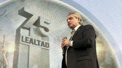 Alberto Fernández se queda sin el PJ que vuelve a postergar sus internas