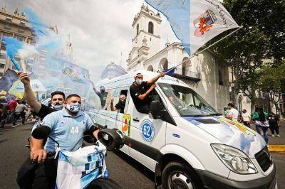 """Convocan a un """"caravanazo peronista"""" de apoyo al gobierno para el Día del Militante"""