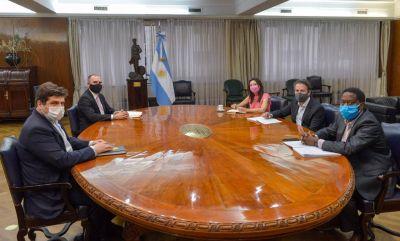 Primer día de la misión del FMI en el país: reunión con Guzmán (y expectativa por Presupuesto y fórmula previsional)