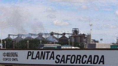Horror en Saforcada: Tres obreros murieron tras quedar atrapados en cereal