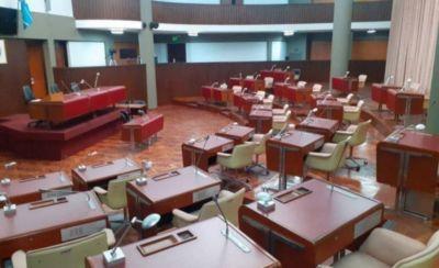 Este jueves la Legislatura trata el Proyecto