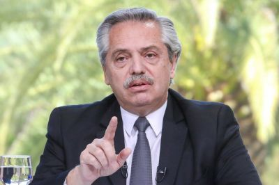 Alberto Fernández apuntó contra María Eugenia Vidal: aseguró que