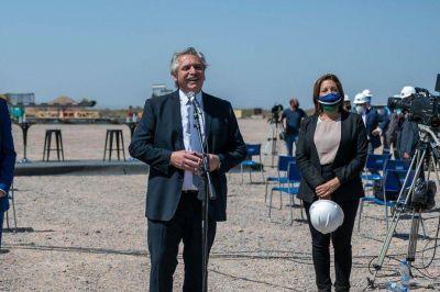 El presidente Fernández participará de la inauguración del hospital de Catriel