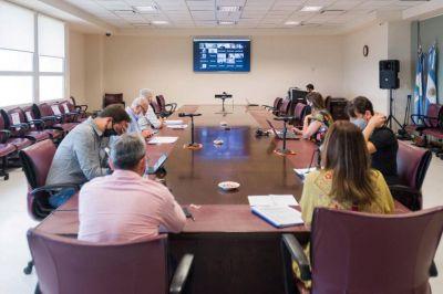 La oposición pone en duda su voto para el presupuesto 2021 de Gutiérrez