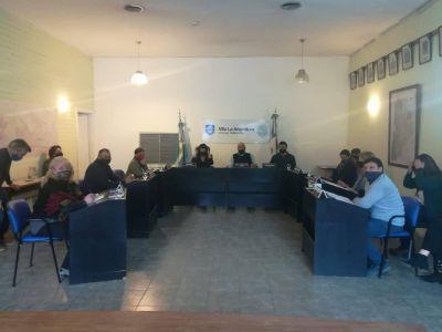 Ruth Salamanca asume como concejal del MPN