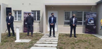 Procrear: entregaron 9 viviendas y anunciaron la construcción de 86 nuevas casas en Río Gallegos