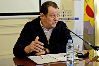"""Entrevista GLP: El intendente Marini lamenta """"cómo la oposición politizó la pandemia"""