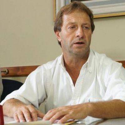 Renunció el presidente del Partido Justicialista, Darío Speranza