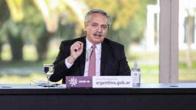Alberto se reposa en los intendentes para hacerle frente a La Cámpora
