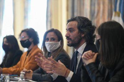 La Plata participará de un programa nacional que lanzará hoy el Gobierno nacional para modernizar municipios
