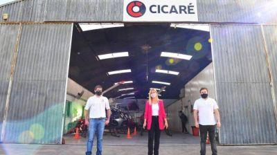 Magario confirmó que el operativo incluirá en la primera etapa vacunar a 6 millones de personas