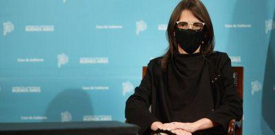 "María Eugenia Bielsa, la primera baja de la lista de ""funcionarios que no funcionan"" de Cristina Kirchner"