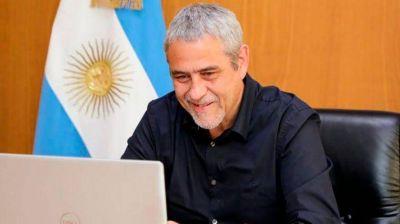 Quién es Jorge Ferraresi, el reemplazante de María Eugenia Bielsa en Desarrollo y Hábitat