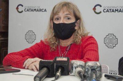La ministra de Salud fue dada de alta, tras superar el coronavirus