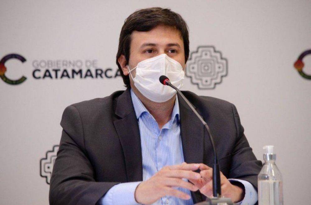 Aguirre reconoció el incremento de la inseguridad en las últimas semanas, aunque dijo que hubo una baja interanual del 40 por ciento