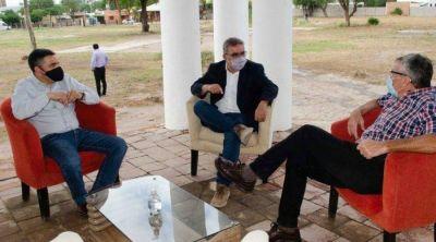 Avanza la obra de la Virgen del Valle para potenciar el turismo en El Rodeo