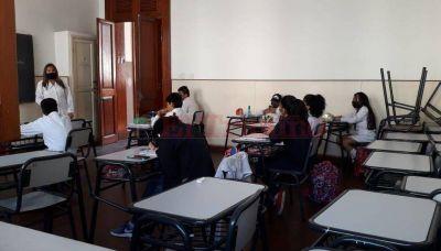 Regreso a las aulas: Adep se declaró en estado de alerta y movilización