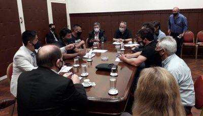 Se destrabó el conflicto laboral en Finca Río Negro Chalicán