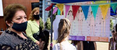 Educación Sexual: diputada Ferrín dijo que la ley