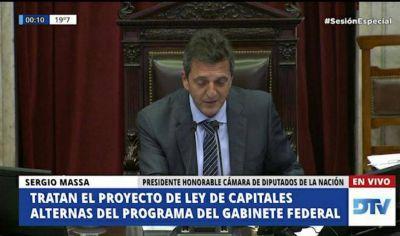 Sancionaron la ley que declara a La Banda como capital alterna del país