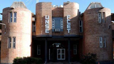 Las clases continuarán en modalidad virtural en la Universidad Nacional de Santiago del Estero