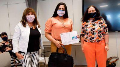 Una salteña es la primera trabajadora trans del Banco Nación