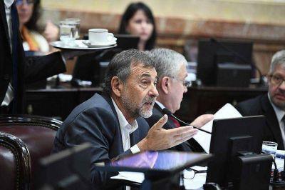 Blooper en el Senado: no se podrá aprobar el Presupuesto por un