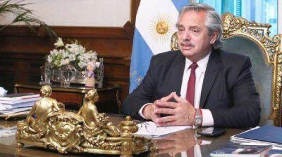 Alberto Fernández delineó la economía postpandemia: