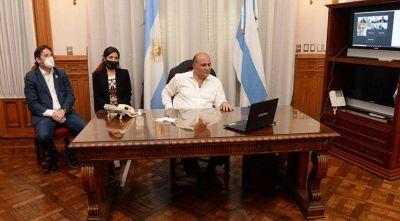 Tucumán busca fortalecer las relaciones comerciales con Brasil