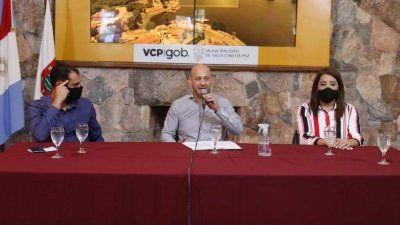 La Cooperativa San Roque prestará el servicio de gas en Carlos Paz