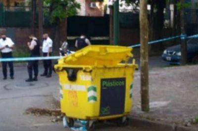 Explotó un contenedor situado a media cuadra de la casa de Macri en Acassuso