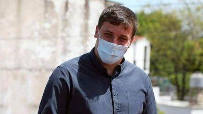 Alejo Chornobroff reemplaza a Ferraresi en la Intendencia de Avellaneda