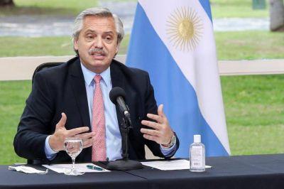 La agenda de Alberto Fernández para el viernes 13 de octubre