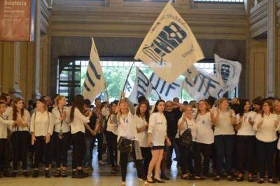 La UTF logra el pase de trabajadores ferroviarios a SOFSE