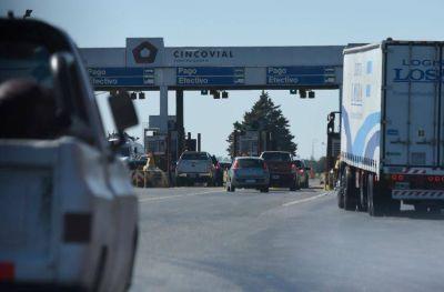 Santa Fe: Trabajadores de peajes anunciaron un paro por tiempo indefinido