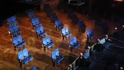 Tras los reclamos del sector, el Gobierno oficializó la vuelta de los teatros en la ciudad de Buenos Aires
