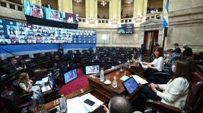 Presupuesto 2021: media sanción en el Senado, vuelve a Diputados para corregir error